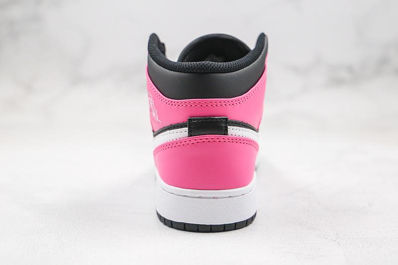 Air Jordan 1 Mid GS Pinksicle 2