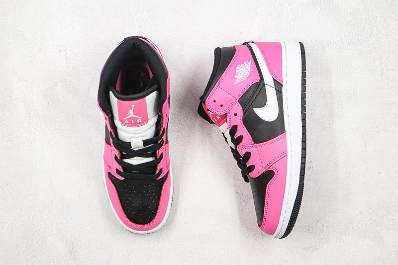 Air Jordan 1 Mid GS Pinksicle 8
