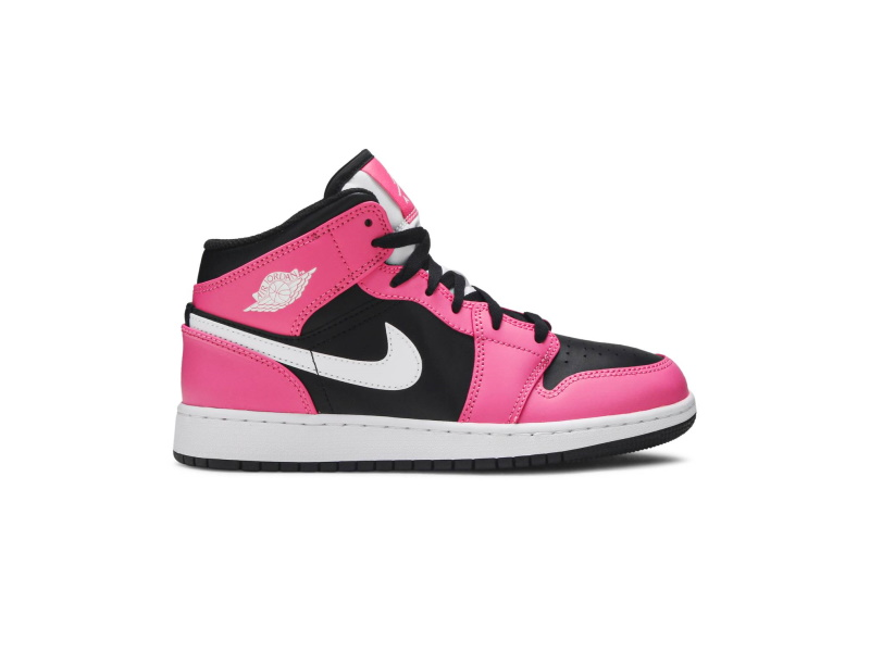 Air Jordan 1 Mid GS Pinksicle
