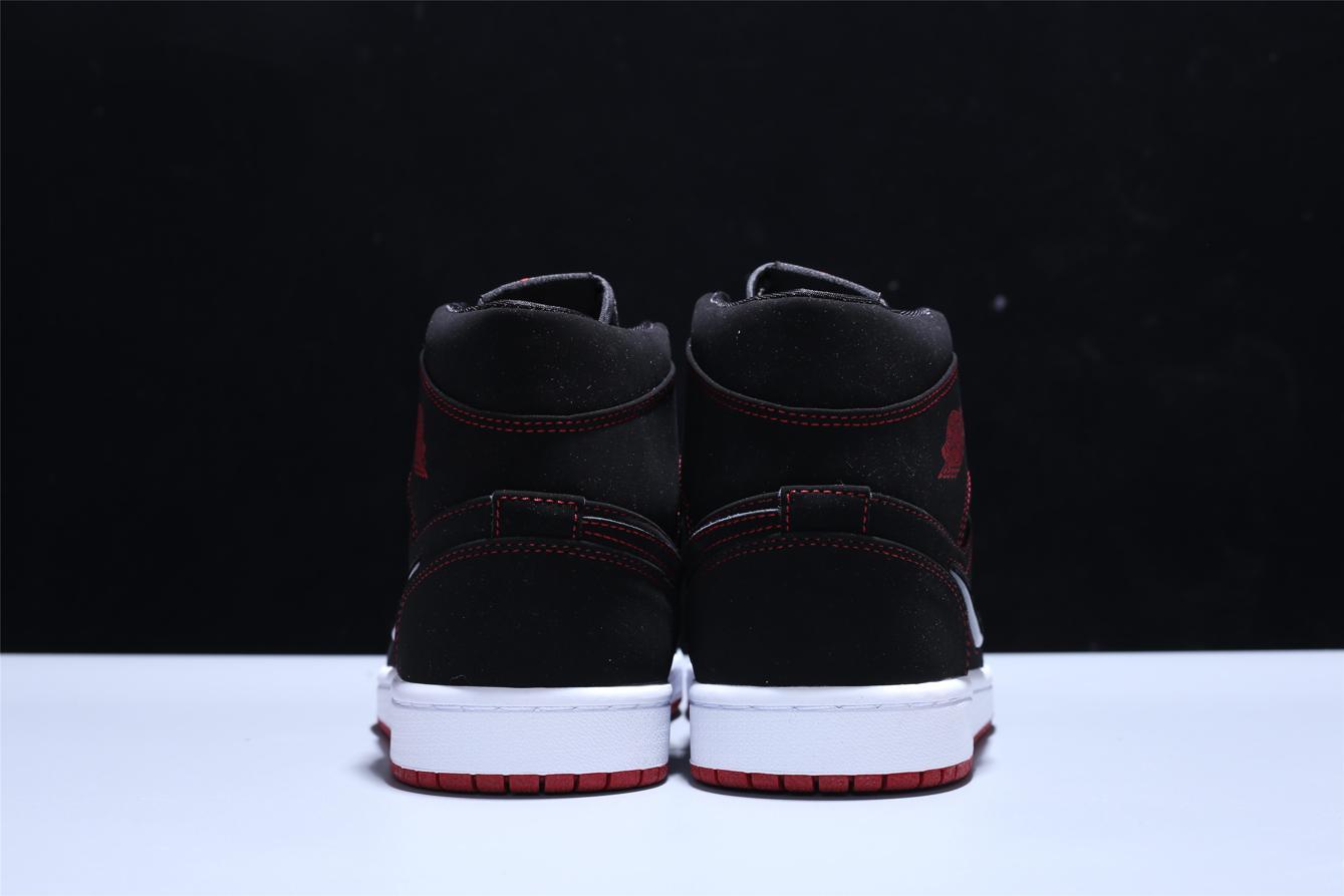 Air Jordan 1 Mid GS SE Fearless 3