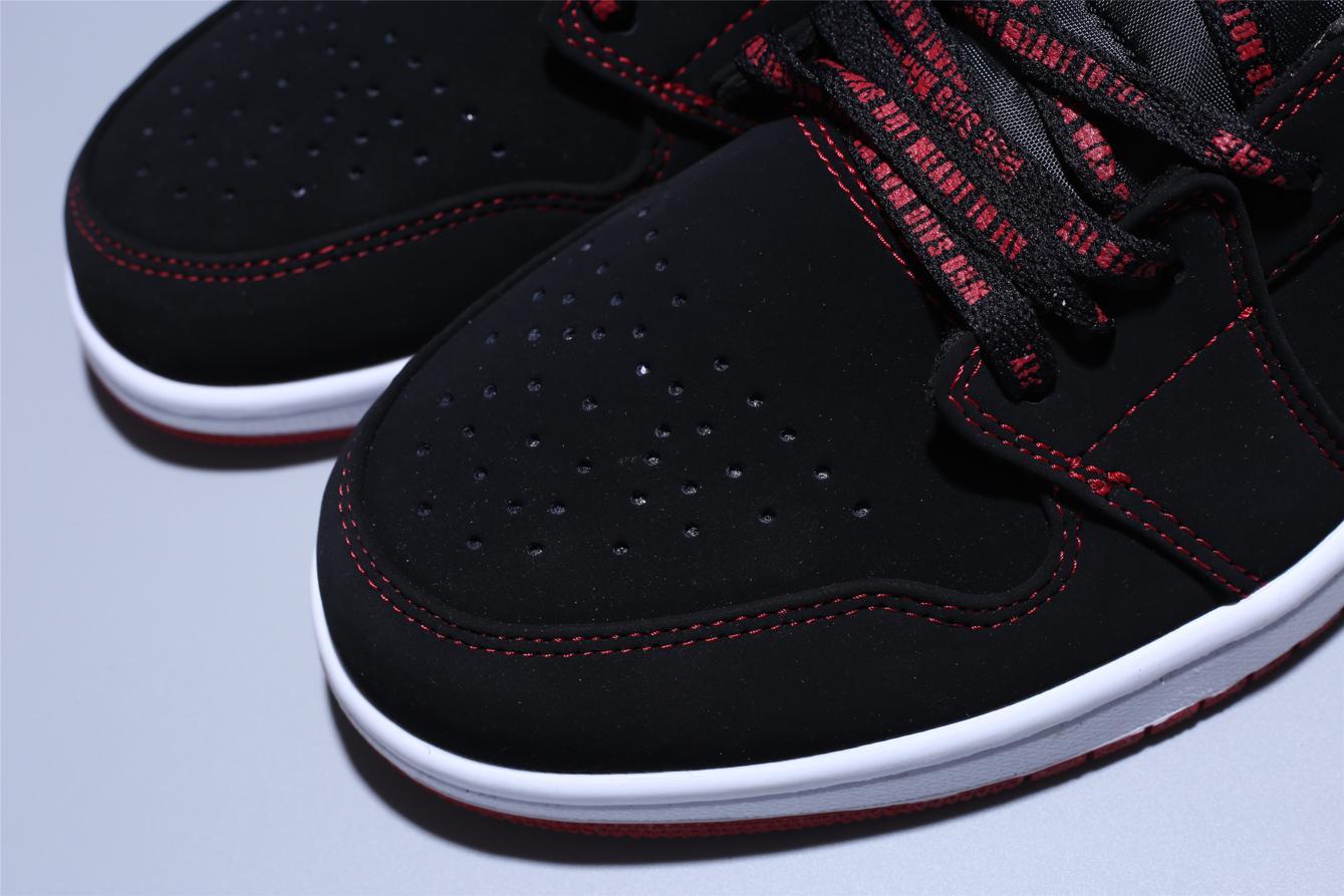 Air Jordan 1 Mid GS SE Fearless 9