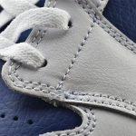 Air Jordan 1 Mid GS White Deep Royal Blue 18