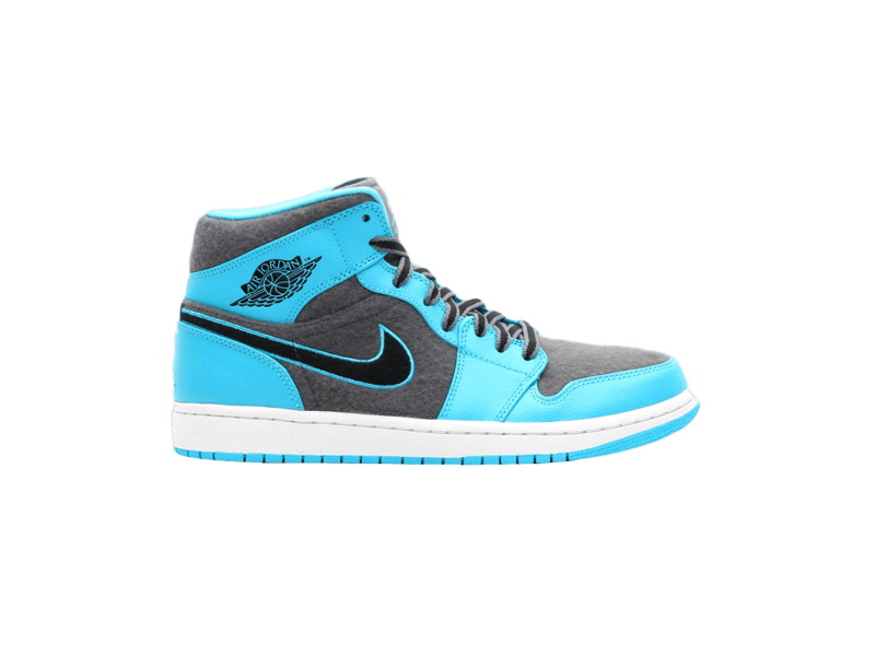 Air Jordan 1 Mid Gamma Blue
