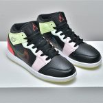 Air Jordan 1 Mid Glow In The Dark 7