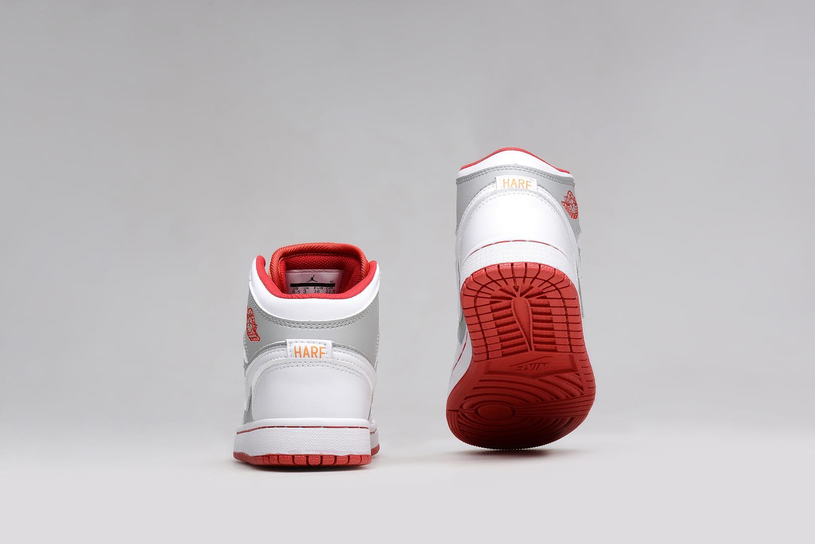 Air Jordan 1 Mid Hare 2015 5