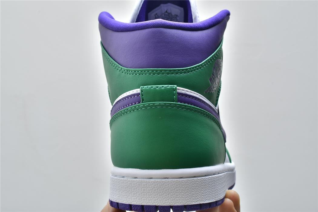 Air Jordan 1 Mid Hulk 13