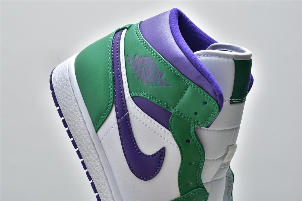 Air Jordan 1 Mid Hulk 14
