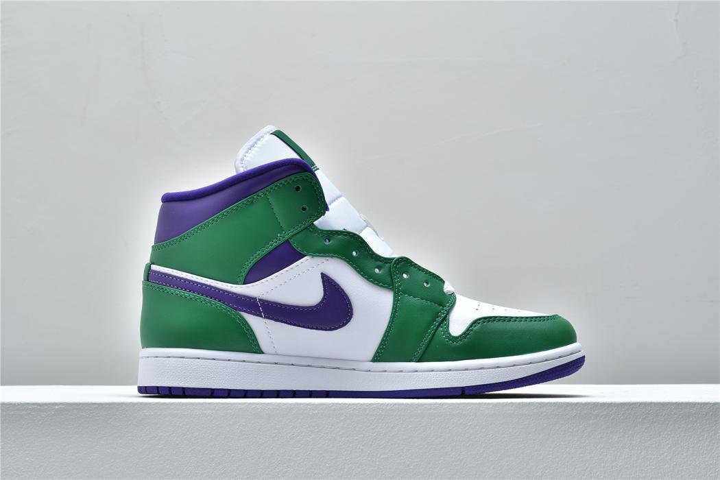 Air Jordan 1 Mid Hulk 2