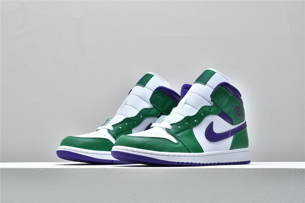 Air Jordan 1 Mid Hulk 4