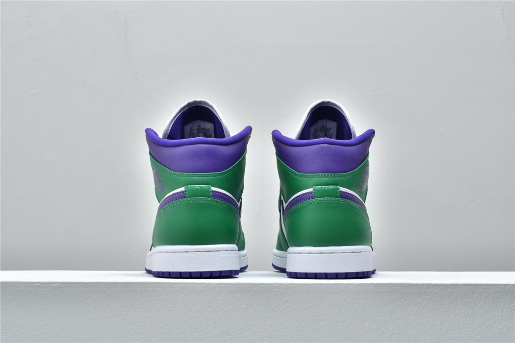 Air Jordan 1 Mid Hulk 5