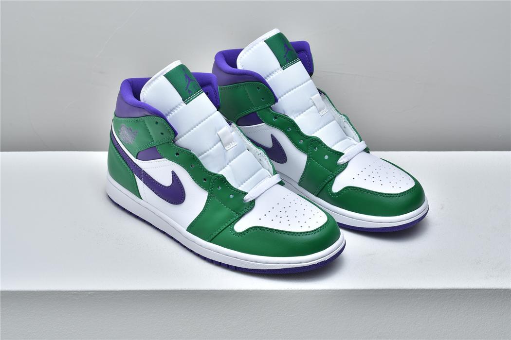 Air Jordan 1 Mid Hulk 7