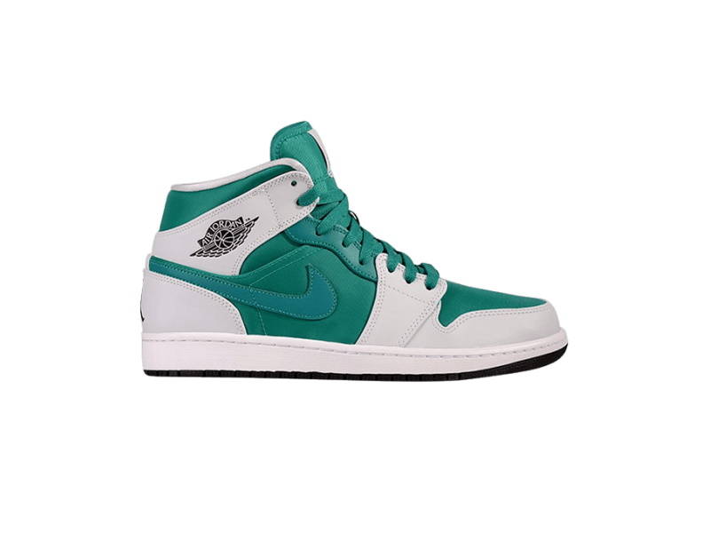 Air Jordan 1 Mid Lush Teal