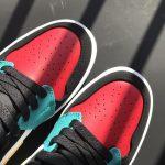 Air Jordan 1 Mid Multi Color 5