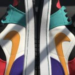 Air Jordan 1 Mid Multi Color 7