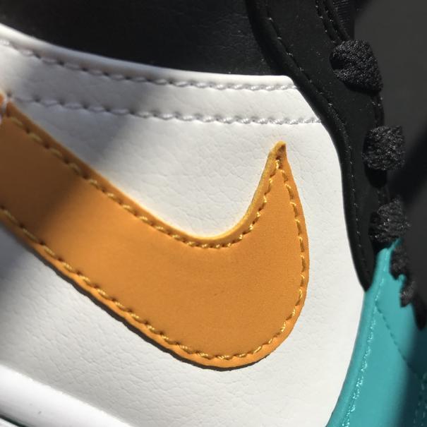 Air Jordan 1 Mid Multi Color 8