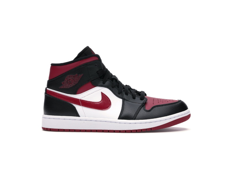 Air Jordan 1 Mid Noble Red