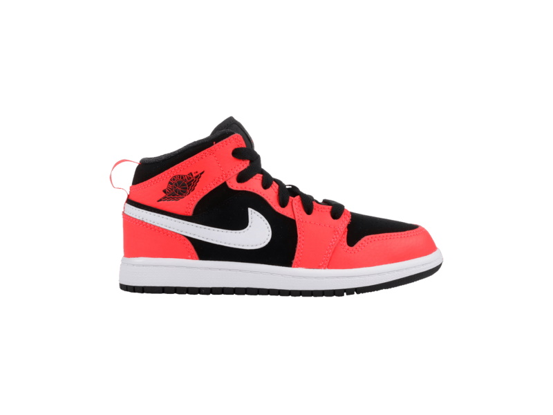 Air Jordan 1 Mid PS Black Infrared 23