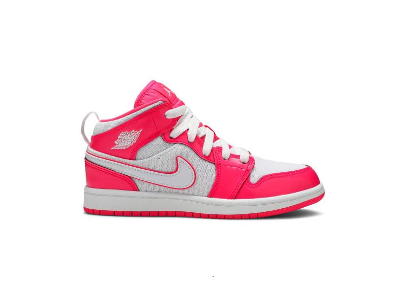 Air Jordan 1 Mid PS Hyper Pink
