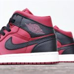 Air Jordan 1 Mid Reverse Banned 5