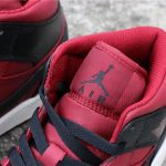 Air Jordan 1 Mid Reverse Banned 7