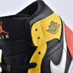 Air Jordan 1 Mid SE Amarillo 11
