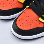 Air Jordan 1 Mid SE Amarillo 3