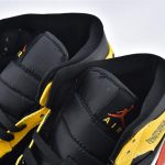 Air Jordan 1 Mid SE Amarillo 4
