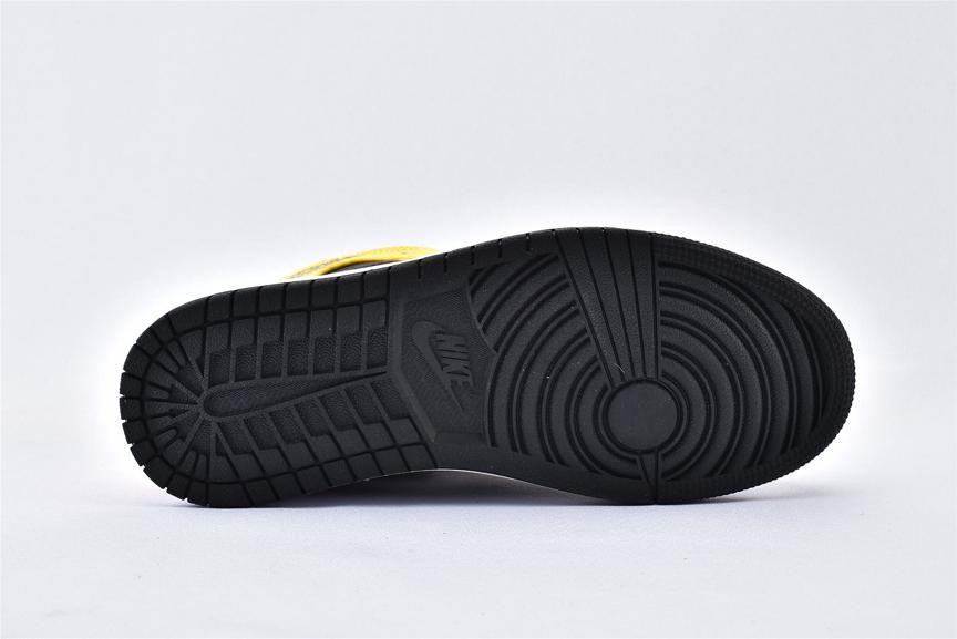 Air Jordan 1 Mid SE Amarillo 8