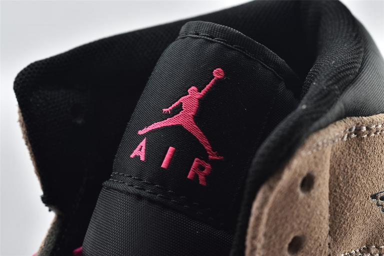 Air Jordan 1 Mid SE Crimson Tint 15