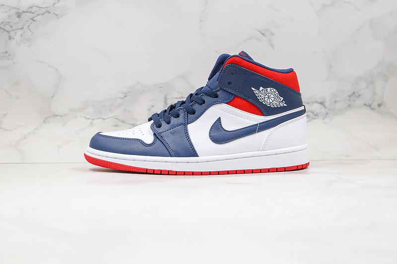 Air Jordan 1 Mid SE Olympic 1