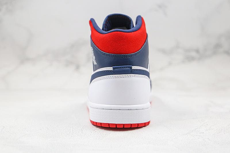 Air Jordan 1 Mid SE Olympic 2