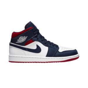 Air Jordan 1 Mid SE Olympic
