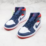 Air Jordan 1 Mid SE Olympic 7