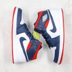 Air Jordan 1 Mid SE Olympic 8