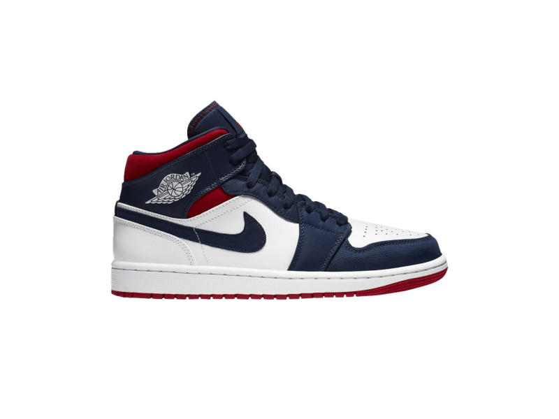 Air Jordan 1 Mid SE Olympic