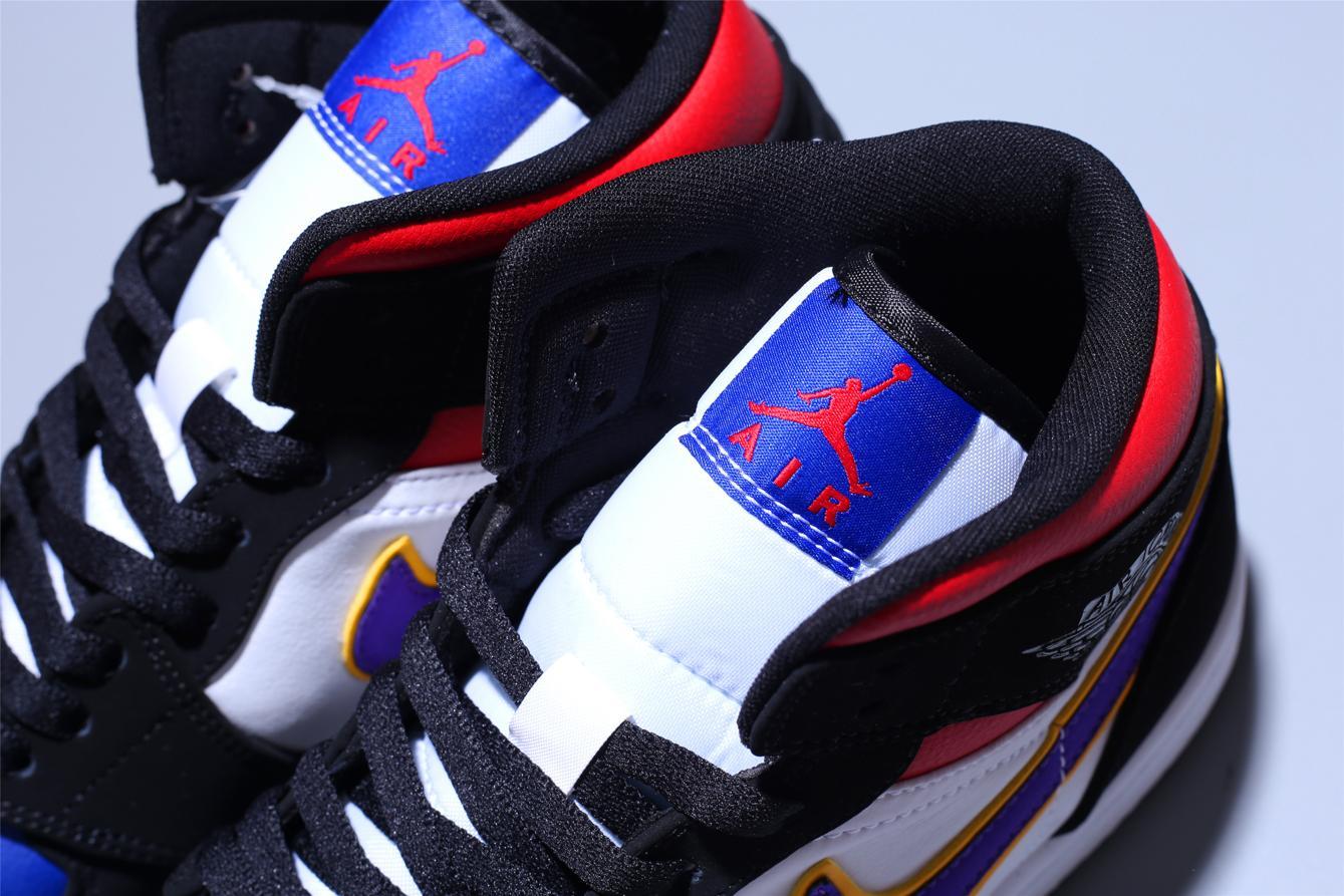Air Jordan 1 Mid SE Rivals 12