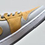 Air Jordan 1 Mid SE Tan Grey 13
