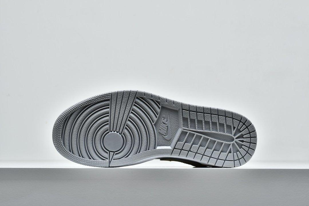 Air Jordan 1 Mid SE Tan Grey 4