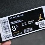 Air Jordan 1 Mid Sanded Purple 11