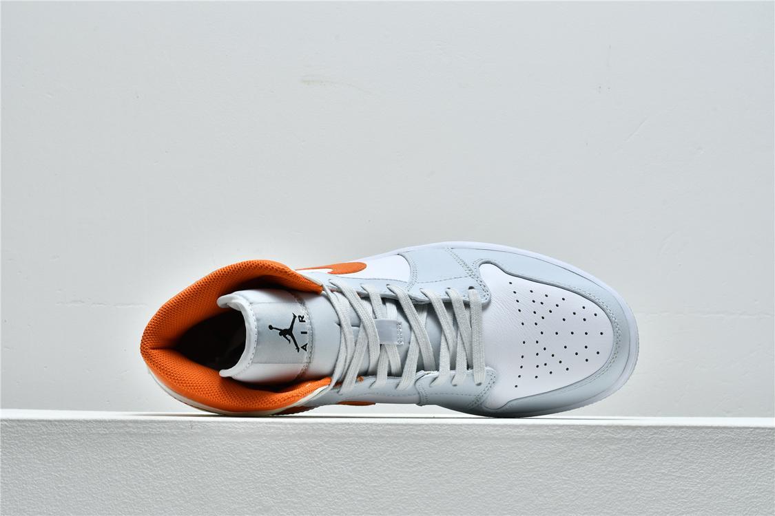 Air Jordan 1 Mid Starfish 3