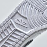 Air Jordan 1 Mid White Chicago 13