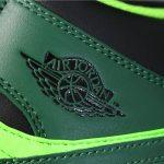Air Jordan 1 Retro Mid Gorge Green 6