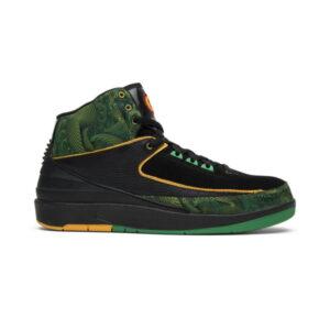 Air Jordan 2 High Doernbecher