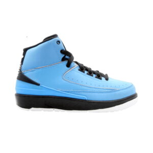 Air Jordan 2 Qf GS University Blue