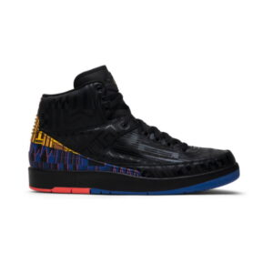Air Jordan 2 Retro Black History Month 2019