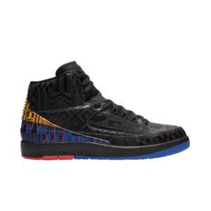 Air Jordan 2 Retro GS Black History Month 2019