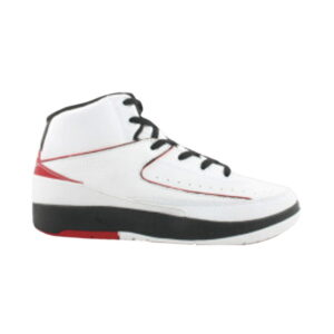 Air Jordan 2 Retro PS White Varsity Red Black