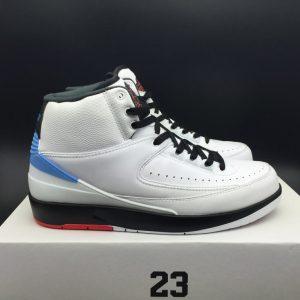 Converse x Air Jordan 2 Retro Alumni 1