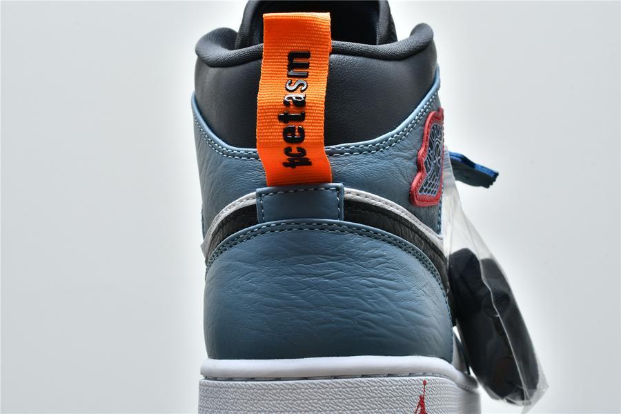 Facetasm x Air Jordan 1 Mid Fearless 12