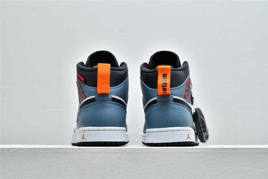Facetasm x Air Jordan 1 Mid Fearless 6